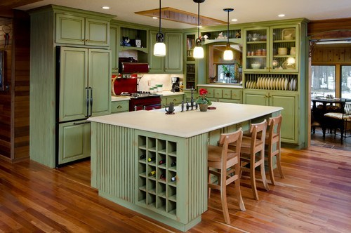 How To Reface Your Old Kitchen Cabinets Simple Kitchen And