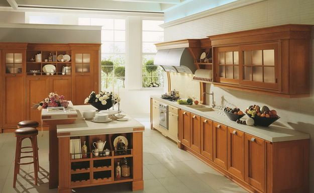 Traditional kitchen cabinets | SIMPLE KITCHEN AND BATH