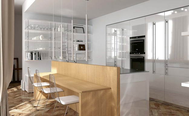 Contemporary Kitchen Collection Noblesse Oblige