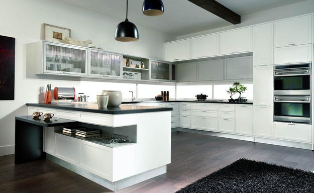 Contemporary Kitchen Design Timeline & Modern kitchen cabinets | SIMPLE KITCHEN AND BATH