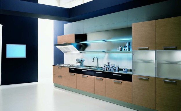 Italian Kitchen Collection Trendy Space