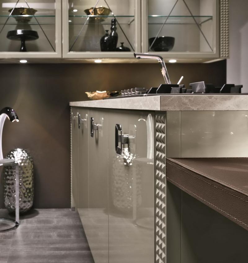 Luxury Glam Kitchen Collection