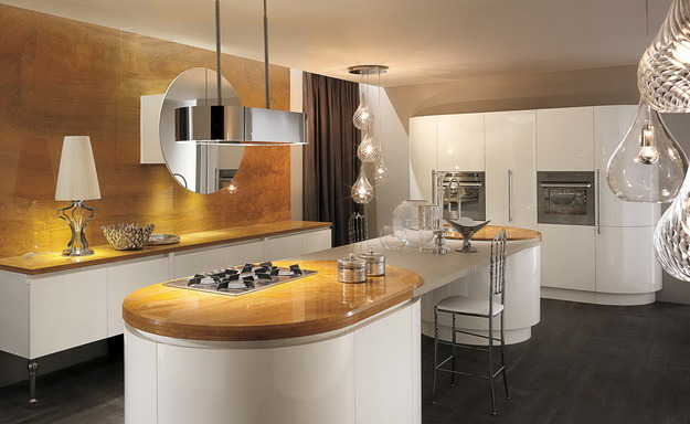 Luxury Glam Kitchen Collection