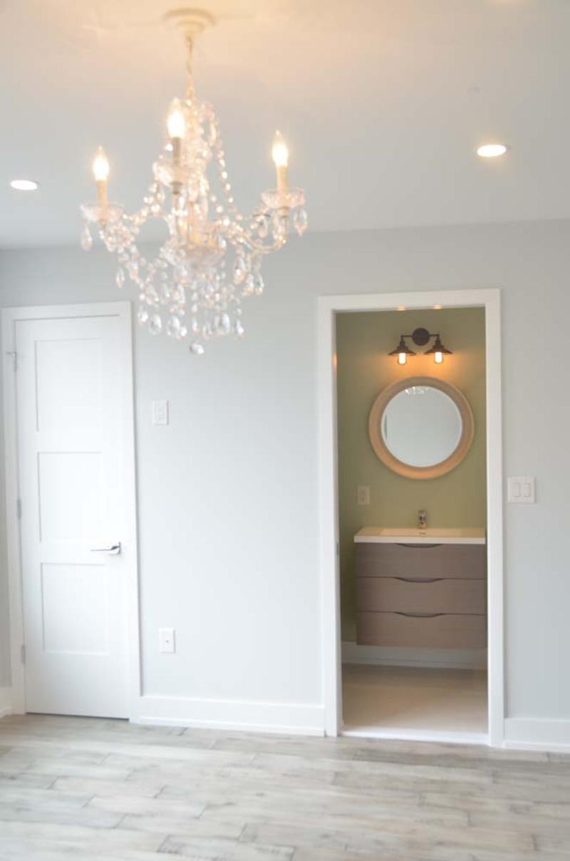 Modern Bathroom Design on 3rd N street, Philadelphia | SIMPLE ...