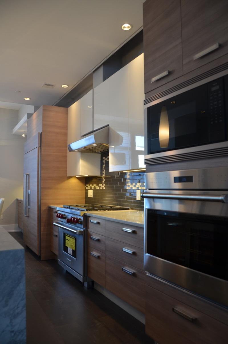 Kitchen design and installation on American street, Philadelphia ...