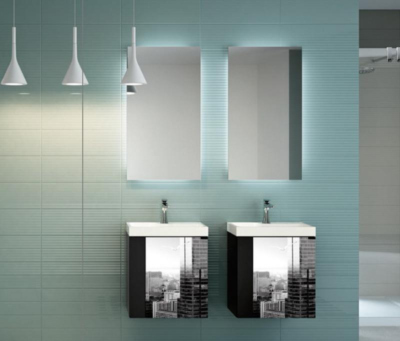 Ego Modern Bathroom Collection