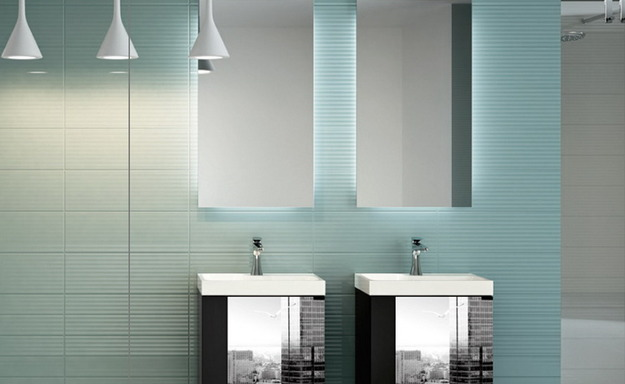Ego Modern Bathroom Collection