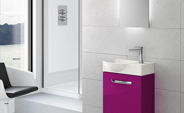 Oblo Modern Bathroom Design