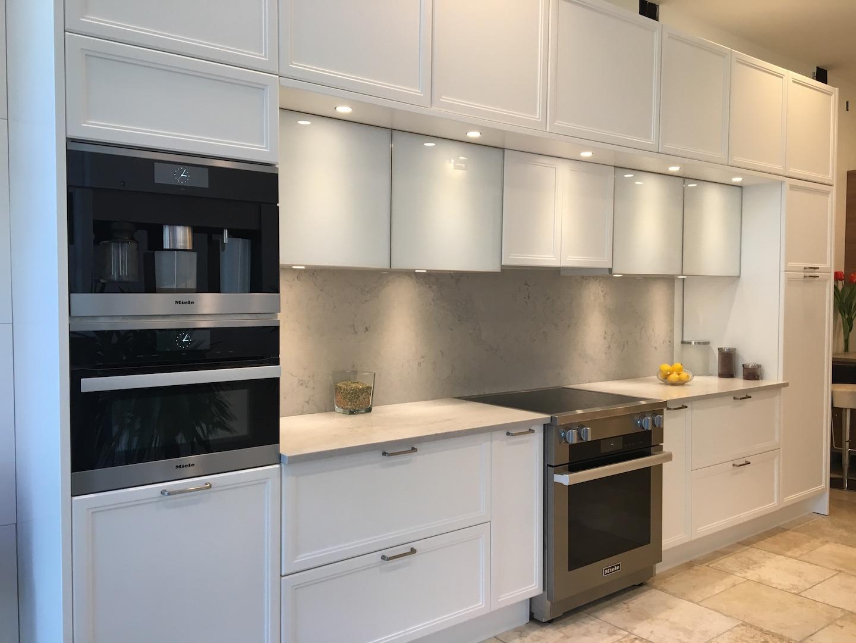 Showroom, White Kitchen cabinets Philadelphia | SIMPLE ...
